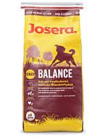 сухий корм для собак JOSERA Dog balance 15 кг