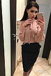 Блуза крепшифон (3 цвета), фото 3