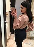 Блуза крепшифон (3 цвета), фото 7