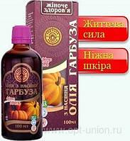 Масло семян тыквы 100мл пласт.бутылочка без коробочки.