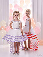 Детское нарядное платье 16-369 - индивидуальный пошив