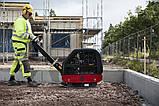 Реверсивные вибрационные плиты бензиновые и дизельные Chicago Pneumatic весом от 150 до 820 кг, фото 3