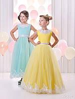 Детское нарядное платье 16-359 - индивидуальный пошив