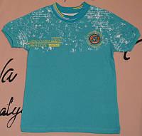 Детская футболка с логотипом Blueland
