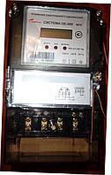 Счетчик электроэнергии однофазный электронный Система  ОЕ-009 исполнения NFH