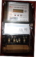 Счетчик однофазный электронный Система  ОЕ-009 исполнения NFH