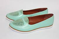 Женская кожаная обувь от производителя