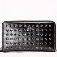 Барсетка  Versace черного цвета