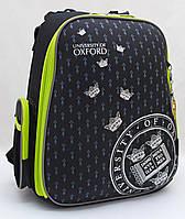 Рюкзак каркасный Х152 «Oxford», чёрный 552579