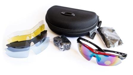 Тактические очки Оаклей