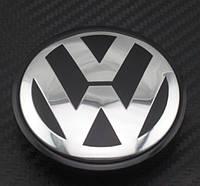 Заглушки колпачки литых дисков VW Volkswagen 56mm, фото 1
