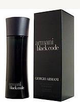 Мужская туалетная вода, Armani Black Code Giorgio Armani