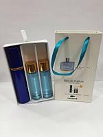 Мини парфюм с феромонами Lacoste Essential Sport в подарочной упаковке 3 x 15 ml