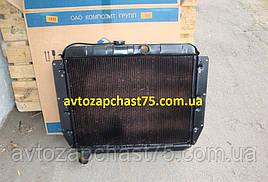 Радиатор Зил 130, Зил 131 4-х рядный, медный (Композит групп, Россия)