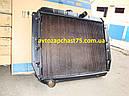 Радиатор Зил 130, Зил 131 4-х рядный, медный (Композит групп, Россия), фото 4