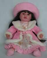"""Кукла муз. """"Оленка"""", 6 видов, батар., укр. стих и песня, в раз. кор. 54*26*13см"""