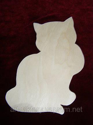 Кошечка фанерная, фото 2