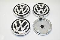 Заглушки колпачки литых дисков VW Volkswagen 60mm