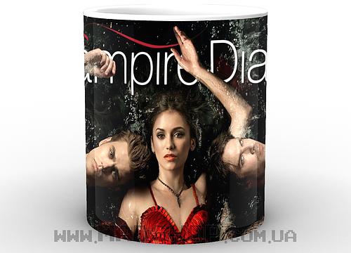 Кружка Geek Land Дневники Вампира The Vampire Diaries Vampire Diaries VD.002.21