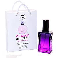 Мини парфюм Chanel Chance Eau Tendre в подарочной упаковке 50 ml
