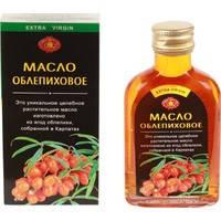 Масло облепихи 100мл Агросельпром (сделано методом  экстракции)