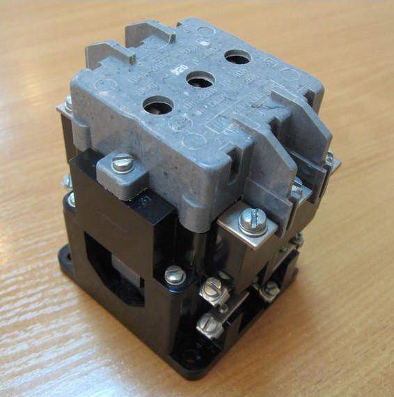 Пускатель электромагнитный - контактор ПМА _3102-3402 (40 Ампер)