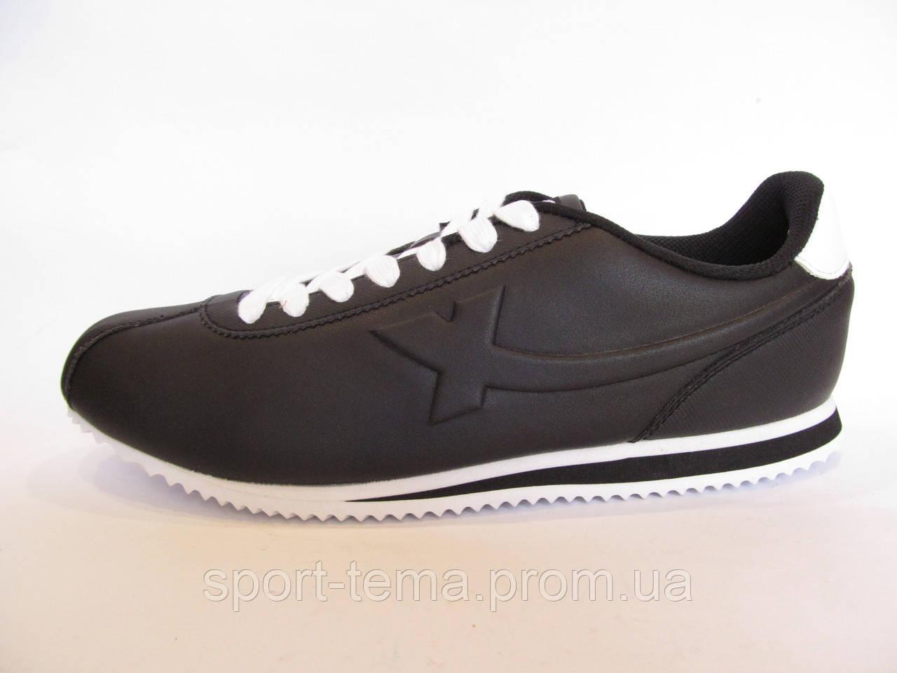 Кроссовки мужские  XSTEP  черные  кортезы (икс степ)р.41 - Спортивная обувь Sport-temа в Николаеве