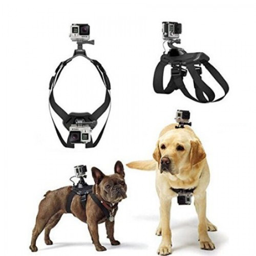 Крепление на собаку для GoPro, Xiaomi
