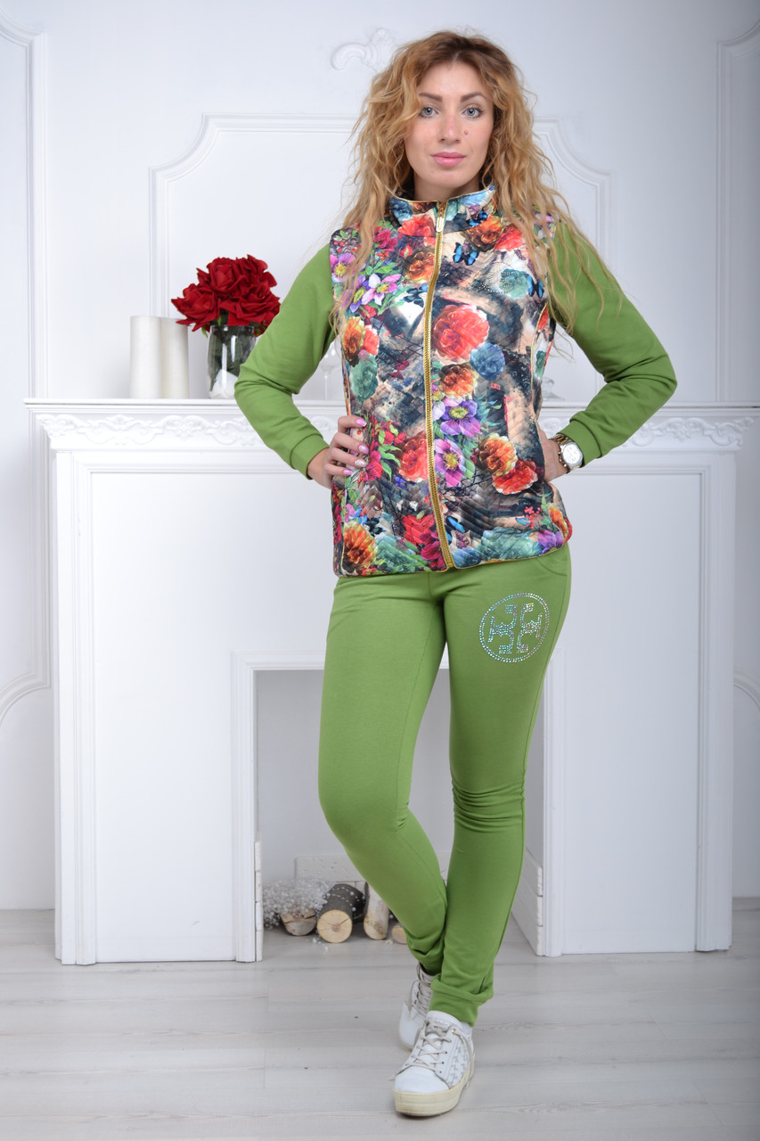 b1fdff165ecb Жилетка женская Турция цветная тёплая стильная яркая модная воротник стойка