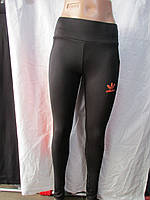 Женские спортивные штаны эластик (44-52)№7897, фото 1