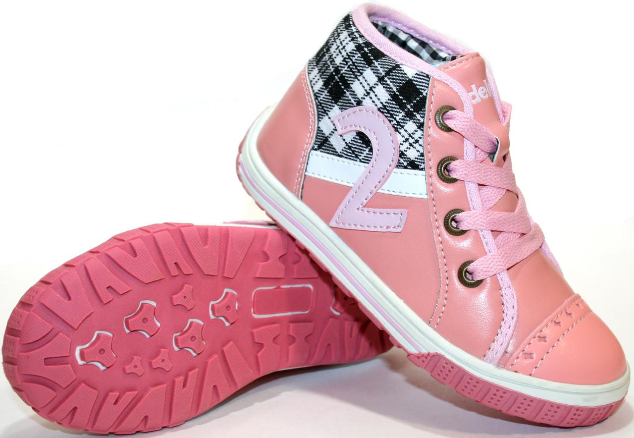 Дитячі черевики для дівчаток Aidele Італія розміри 28-35