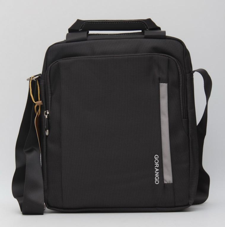fe06a33cf0b7 Мужская сумка через плечо Gorangd. Компактная, небольшая сумка. Маленькая  спортивная сумка. Код