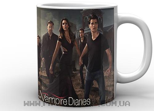 Кружка Geek Land Дневники Вампира The Vampire Diaries Дневники вампира VD.002.10