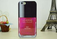 Силиконовый чехол лак для ногтей LE VERNIS №541 CHANEL для Iphone 6/6S