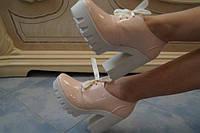Туфли, полуботинки, ботильоны