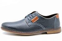 Туфли мужские Rieker 13406-14, фото 1