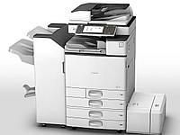 Полнофункциональный МФУ формата А3 3в1 -  Ricoh MP C4503ASP.  Сетевой принтер/сканер/копир.
