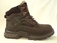 """Мужские ботинки на толстой подошве  """"WINK""""  662"""