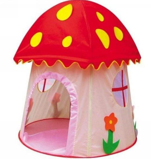Палатки, домики детские