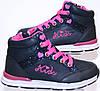Детские ботинки для девочек Renda Италия размеры 25-30, фото 2