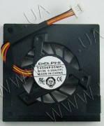 Вентилятор, кулер для ноутбука Asus Eee PC 700, 701, PC 900, 901, PC 1000