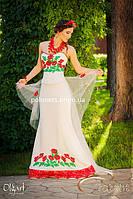 Платье с вышивкой., фото 1