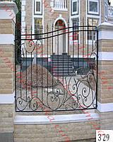 Забор металлический  4 Киев