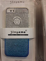 Накладка для iPhone 5/5s с блёстками