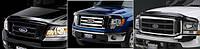 Дефлектор капота Ford (Россия - США)