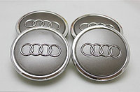 Заглушки колпачки литых дисков Audi 77mm Q7 4l0601170, фото 1