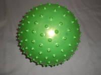 Мяч массажный. Диаметр - 23 см., вес - 180 г.
