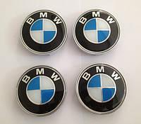 Заглушки колпачки литых дисков BMW 68мм
