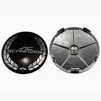 Заглушки колпачки литых дисков BMW Schnitzer, фото 1