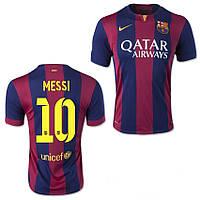 Футбольная форма Барселона Месси (Messi) 2014-2015 домашняя